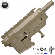 MadBull M4 Metallbody Noveske Rifleworks MUR (inkl. Ultimate Hop-Up Unit) FDE