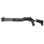 UTG Multi-Shot M490 Combat Shotgun Springer 6mm BB schwarz