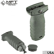 MFT React Short Vertical Frontgriff Foliage Green