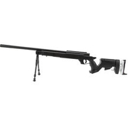Well SR Pro Tactical Sniper Rifle Springer inkl. Zweibein 6mm BB schwarz