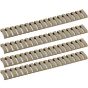 G&G Ladder Rail Cover 178mm 4er Set - Desert Tan