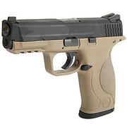 Socom Gear Big Bird mit Metallschlitten GBB 6mm BB Tan