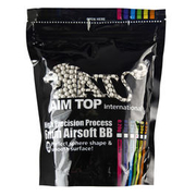 AIM Top Premium Grade Bio BBs 0,28g 3.500er Beutel light-grey