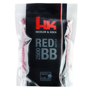 Heckler & Koch Red Battle BBs 0,20g 2.500er Beutel rot