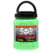 Speedballs Pro Tournament BBs 0,12g 10.000er Container Zombie Green
