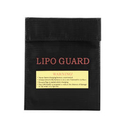 101 INC. LiPo Safe Bag 18x22cm schwarz