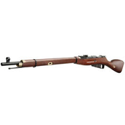 King Arms Model 1891/30 Rifle Vollmetall Echtholz Gas Bolt Action 6mm BB