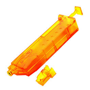BAAL Pistol-Type Speedloader für 150 BBs orange-transparent