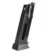 KJ Works CZ SP-01 Shadow GBB Magazin 26 Schuss schwarz - CO2 Version