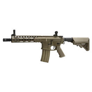Socom Gear Noveske N4 Gen. III NSR9 10.5 Zoll Vollmetall S-AEG 6mm BB Dark Earth Tan