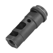 Ares Aluminum Type-G Flash-Hider schwarz 14mm+