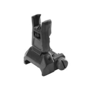 Ares AS-F-020 Nylonfiber Flip-Up Front Sight schwarz f. 21mm Schienen