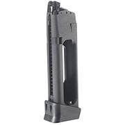 VFC Glock 17 / 34 Magazin 25 Schuss Standard-Type schwarz - CO2-Version