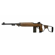 King Arms M1A1 Paratrooper Vollmetall Echtholz CO2 BlowBack 6mm BB