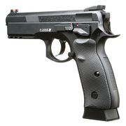 KJ Works CZ 75 SP-01 Shadow Vollmetall GBB 6mm BB schwarz