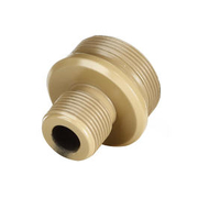 Echo1 M28 Barrel Extension / Silencer Adapter 14mm- Tan - Generation 2