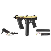 Echo1 GAT Komplettset S-AEG 6mm BB Limited Edition gold / schwarz