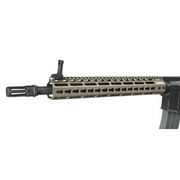 Ares Octarms X Amoeba M4-KM13 Pro Vollmetall EFCS-System Gen. 3 S-AEG 6mm BB Dark Earth