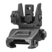 VFC QRS Flip-Up Rear Sight schwarz f. 21mm Schienen