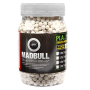 MadBull Ultimate Stainless Series BBs 0.42g 2.000er Container hellgrau