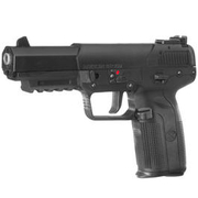 Gun Heaven FN Herstal Five-SeveN Regular GBB 6mm BB schwarz