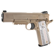 Wei-ETech M45A1 CQBP Vollmetall Gas-Blow-Back 6mm BB Desert Tan