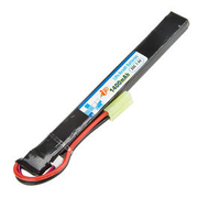 Intellect LiPo Akku 7,4V 1400mAh 20C Stick-Type
