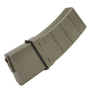 Evolution TangoDown M4 / M16 Magazin ARC Mid-Cap 130 Schuss Flat Dark Earth