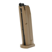 KWC Beretta M9A3 CO2 Blow Back Magazin 22 Schuss FDE - CO2 Version