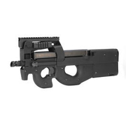 King Arms M3 Tactical Polymer Version S-AEG 6mm BB schwarz