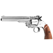 Gun Heaven 1877 Major 3 SF Revolver Vollmetall CO2 6mm BB chrom