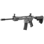 King Arms Black Rain Ordnance Fallout 15 CQB Vollmetall S-AEG 6mm BB Urban Grey