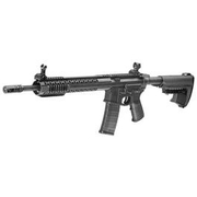 King Arms Black Rain Ordnance Fallout 15 Carbine Vollmetall S-AEG 6mm BB schwarz