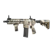 Evolution-Dytac Lone Star MK4 SMR 10.5 Zoll Vollmetall S-AEG 6mm BB A-Tacs
