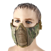 101 INC. Airsoft Gittermaske mc