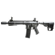 King Arms M4 TWS KeyMod CQB Elite Vollmetall S-AEG 6mm BB schwarz