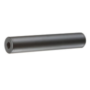 GK Tactical Aluminium Suppressor Silencer 190 x 35mm 14mm+ / 14mm- schwarz