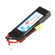 Intellect LiPo LiHV Akku 11,4V 2100mAh 20C Small-Type
