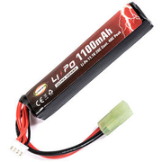Evolution Ultra-Power LiPo Akku 11,1V 1100mAh 20C / 40C Stock-Tube Type