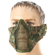 101 INC. Airsoft Gittermaske digital camo