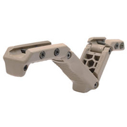 ASG Hera Arms HFGA Multi-Position Polymer Frontgriff Tan