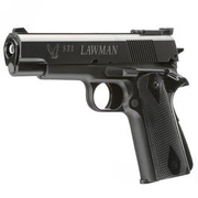 ASG STI Lawman Gas NBB Softairpistole 6mm BB schwarz