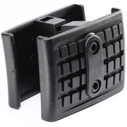 Element Airsoft MP5 Dual-Magazinklammer / Mag Coupler schwarz