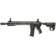 King Arms M4 TWS KeyMod Carbine Elite Vollmetall S-AEG 6mm BB schwarz