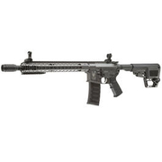 King Arms M4 TWS KeyMod Carbine Elite Vollmetall S-AEG 6mm BB Urban Grey