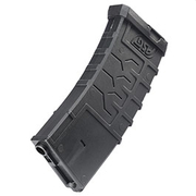 ASG / Strike Systems M4 / M16 ATS Magazin Flash-Mag High-Cap 300 Schuss schwarz