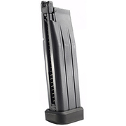 Well G191 / M1911 Hi-Capa Magazin 22 Schuss schwarz - CO2 Version