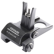 G&G Flip-Up Type-2 Sight Set Front / Rear für 21mm Schienen schwarz