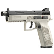 KJ Works CZ P-09 Duty mit Metallschlitten CO2BB 6mm BB Urban Grey