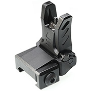 UTG Tactical Low Profile Flip-Up Front Sight f. 21mm Schienen schwarz